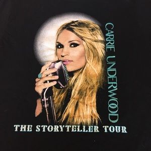 Carrie Underwood Concert T-shirt SPARKLY!